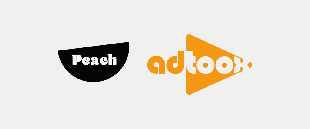 Peach + Adtoox
